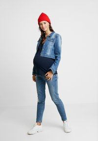 Esprit Maternity - NURSING - Basic T-shirt - night blue - 1