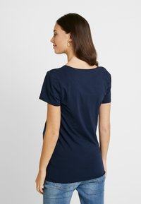 Esprit Maternity - NURSING - Basic T-shirt - night blue - 2