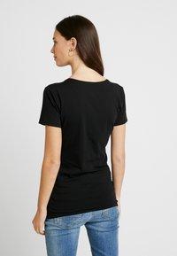 Esprit Maternity - NURSING - T-shirt basic - black - 2