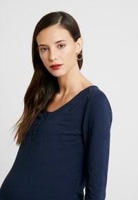 Esprit Maternity - NURSING - Long sleeved top - night blue - 3