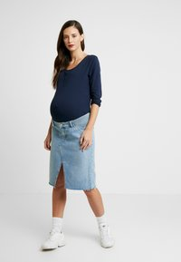 Esprit Maternity - NURSING - Long sleeved top - night blue - 1