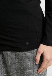 Esprit Maternity - NURSING - Langærmede T-shirts - black - 6