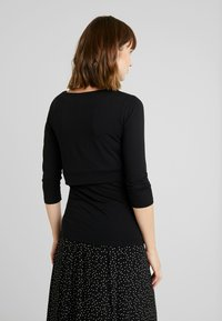 Esprit Maternity - NURSING - Longsleeve - black - 2