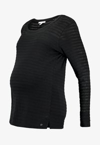 Esprit Maternity - NURSING - Longsleeve - black - 3
