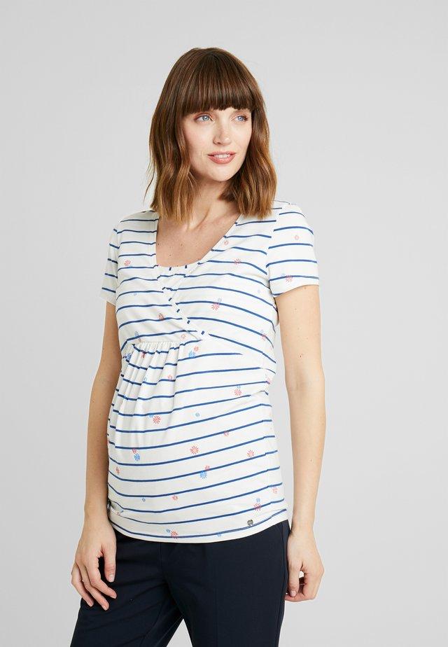NURSING - T-shirt print - offwhite