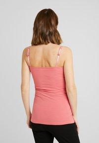 Esprit Maternity - SPAGHETTI NURSING - Topper - blush - 2