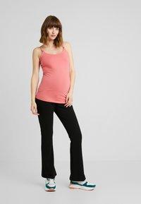 Esprit Maternity - SPAGHETTI NURSING - Topper - blush - 1