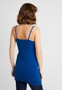 Esprit Maternity - SPAGHETTI NURSING - Top - bright blue - 2