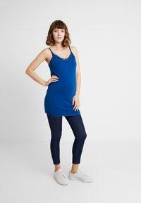 Esprit Maternity - SPAGHETTI NURSING - Top - bright blue - 1