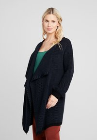 Esprit Maternity - CARDIGAN  - Neuletakki - night blue - 0