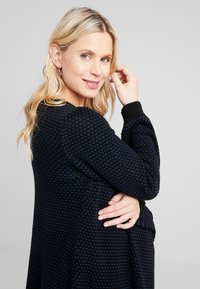 Esprit Maternity - CARDIGAN  - Neuletakki - night blue