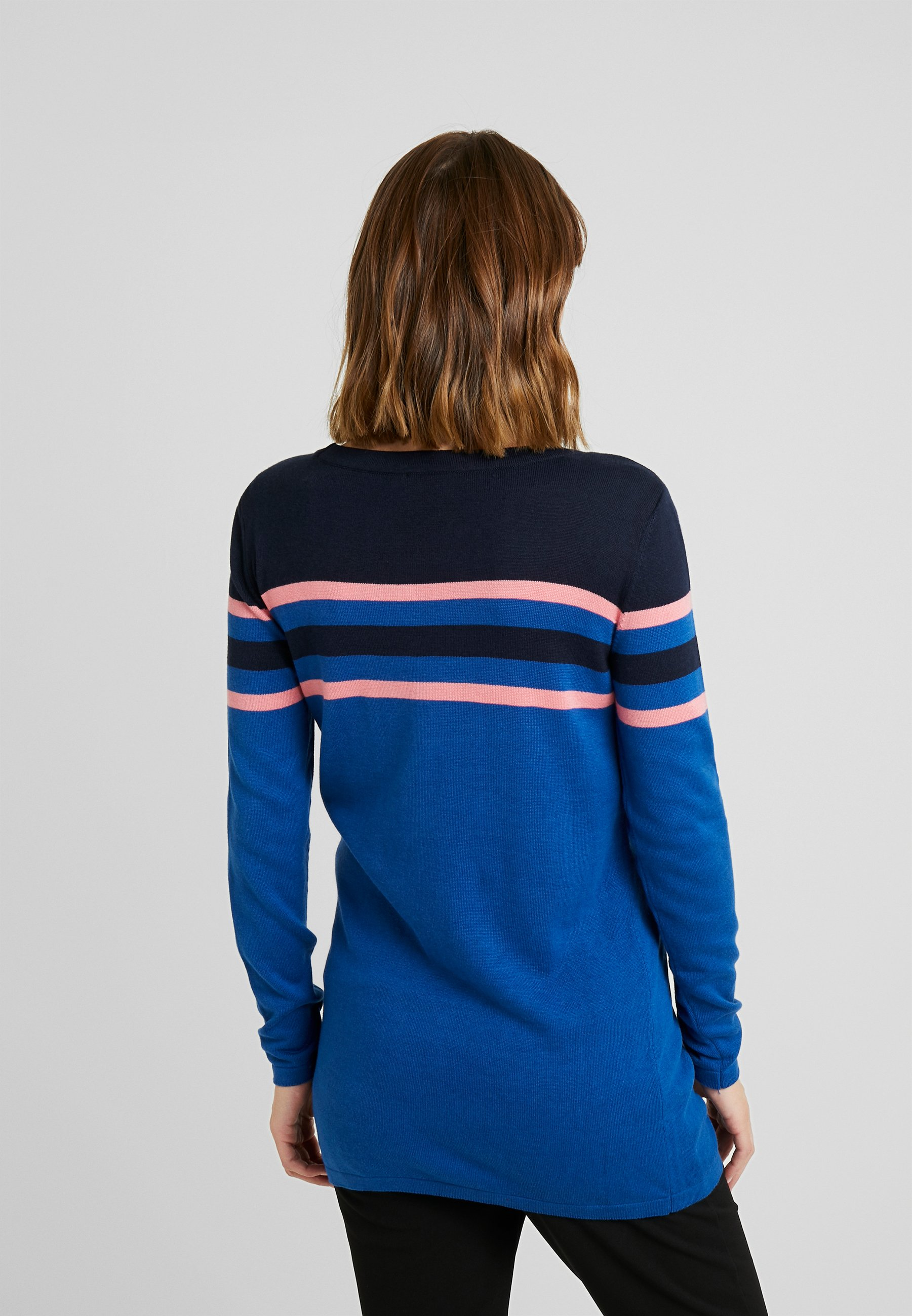 Esprit Maternity SWEATER - Sweter - bright blue