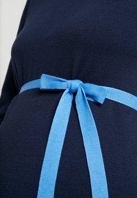 Esprit Maternity - SWEATER - Strikkegenser - night blue - 4