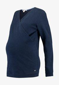Esprit Maternity - Bluza - night blue - 4