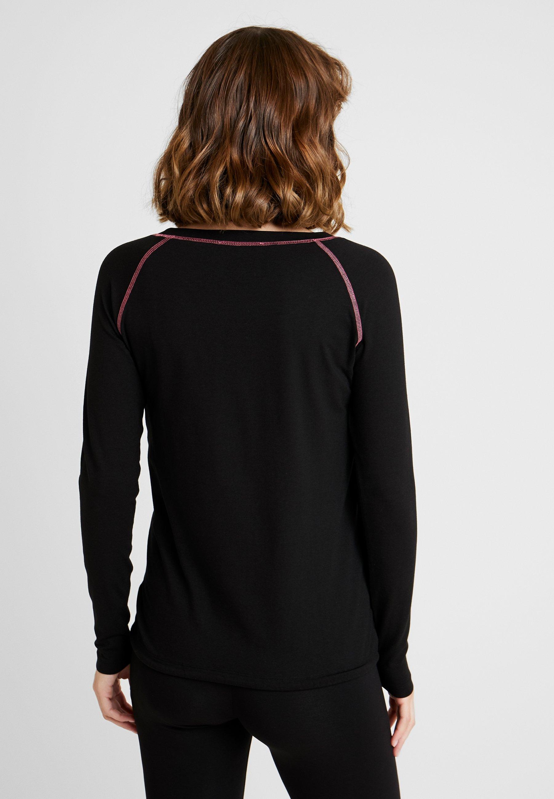 Esprit Maternity Topper langermet - black