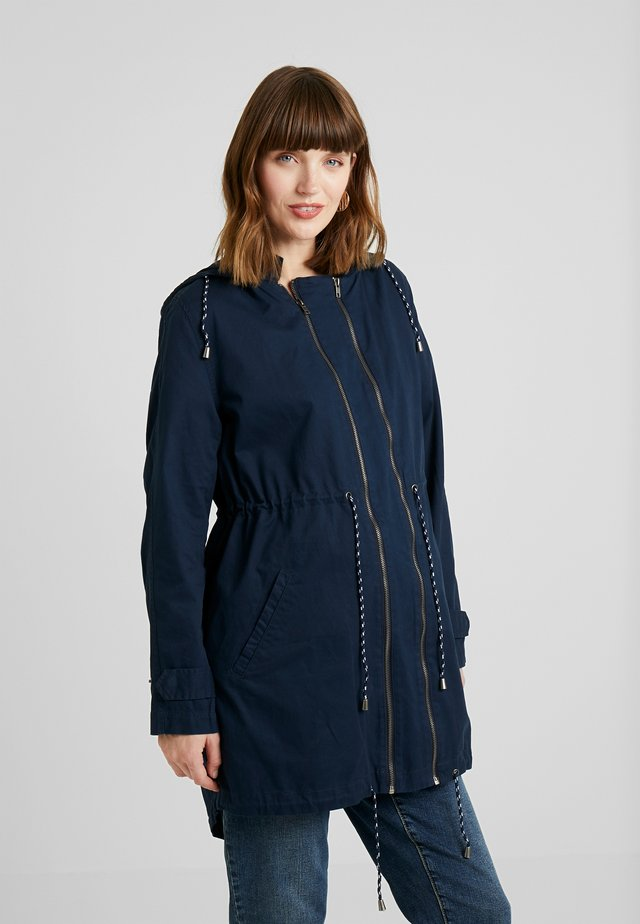 JACKET - Short coat - night blue