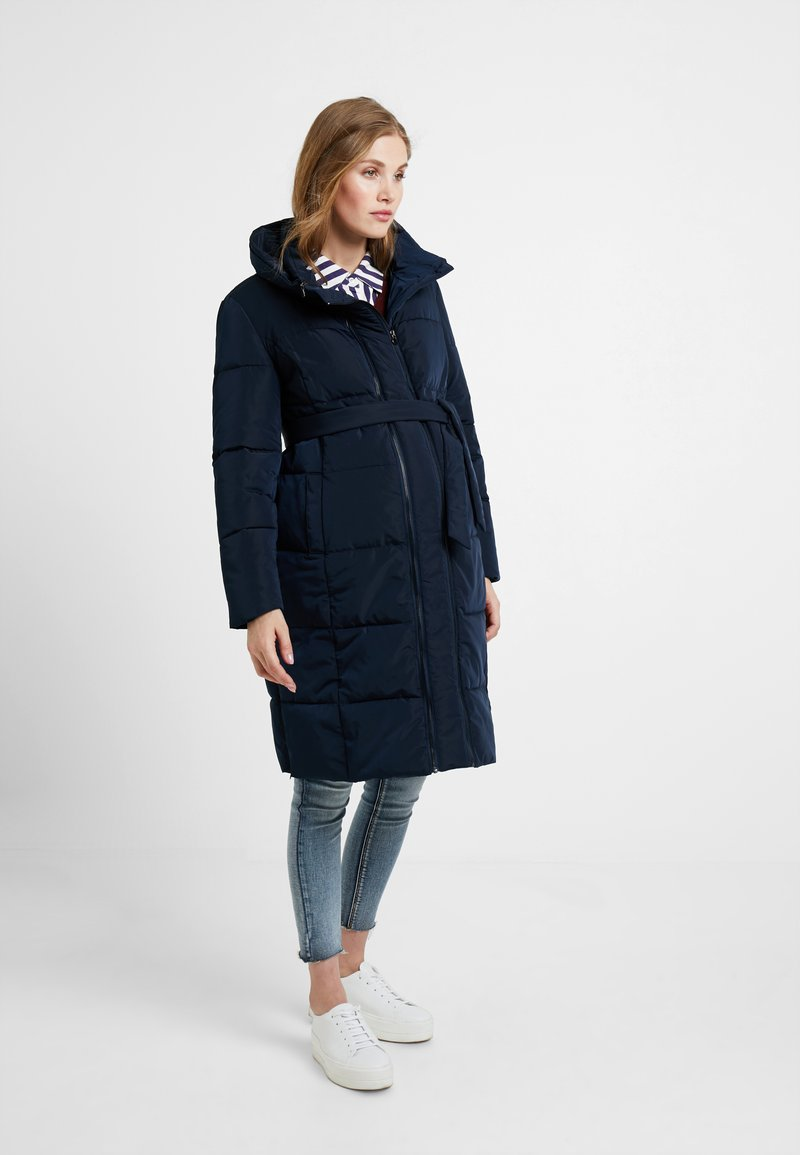 Esprit Maternity - JACKET - Winterjacke - night blue