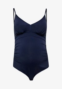 Esprit Maternity - Badpak - dark blue - 3