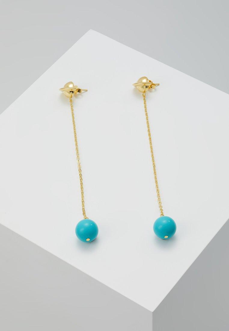 Eshvi - ASTRO - Pendientes - light blue
