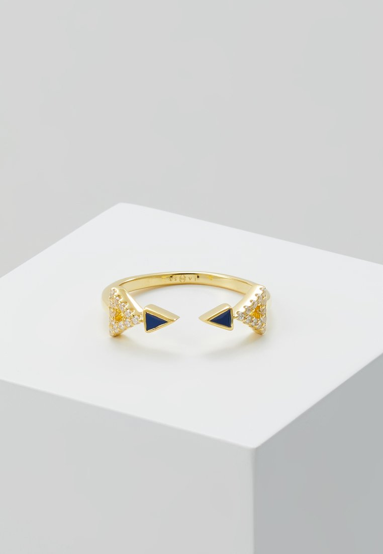 Eshvi - Ring - gold-coloured