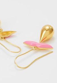 Eshvi - Korvakorut - gold-coloured/pink - 2