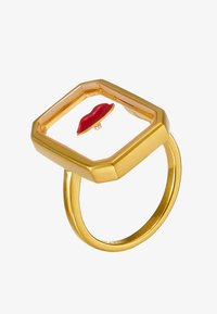 Eshvi - Sormus - yellow gold-coloured - 4