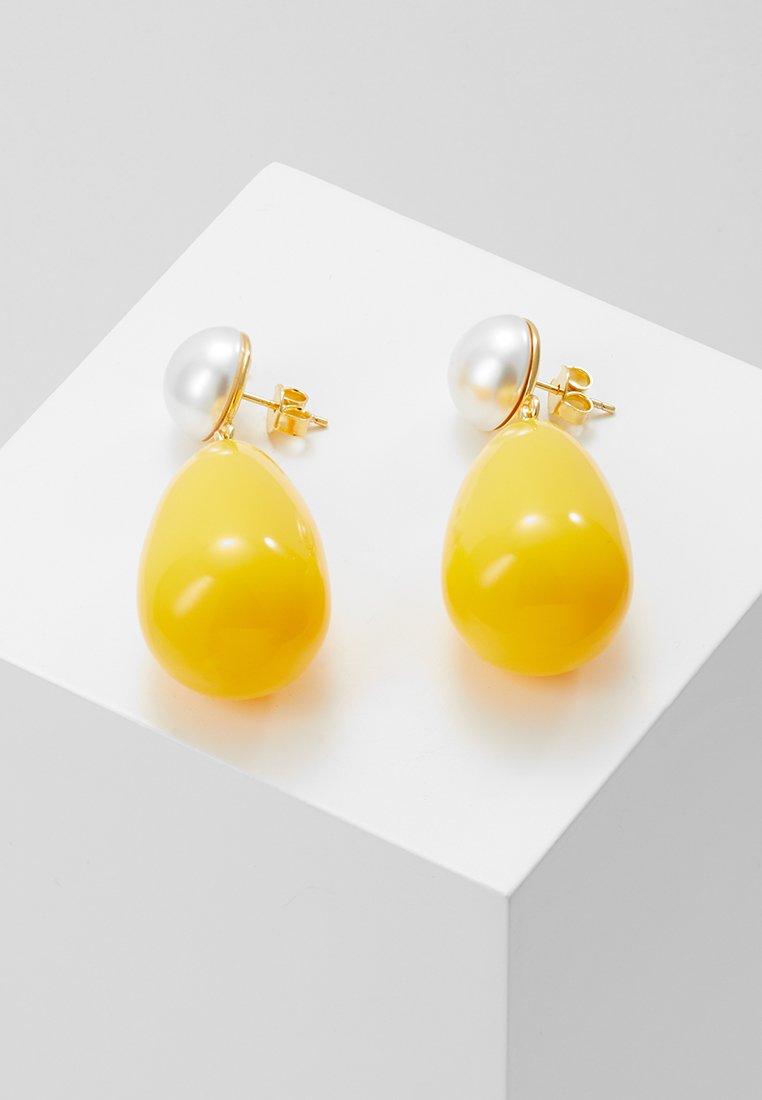 Eshvi - Pendientes - yellow