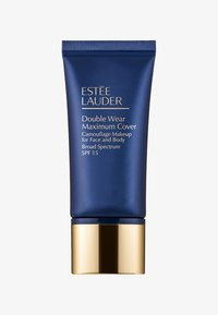 Estée Lauder - DOUBLE WEAR MAXIMUM COVER CAMOUFLAGE MAKEUP FOR FACE AND BODY SPF15 30ML - Foundation - 1N1 ivory nude - 0