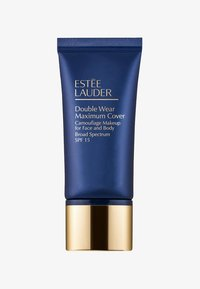 Estée Lauder - DOUBLE WEAR MAXIMUM COVER CAMOUFLAGE MAKEUP FOR FACE AND BODY SPF15 30ML - Foundation - 4W1 honey bronze - 0