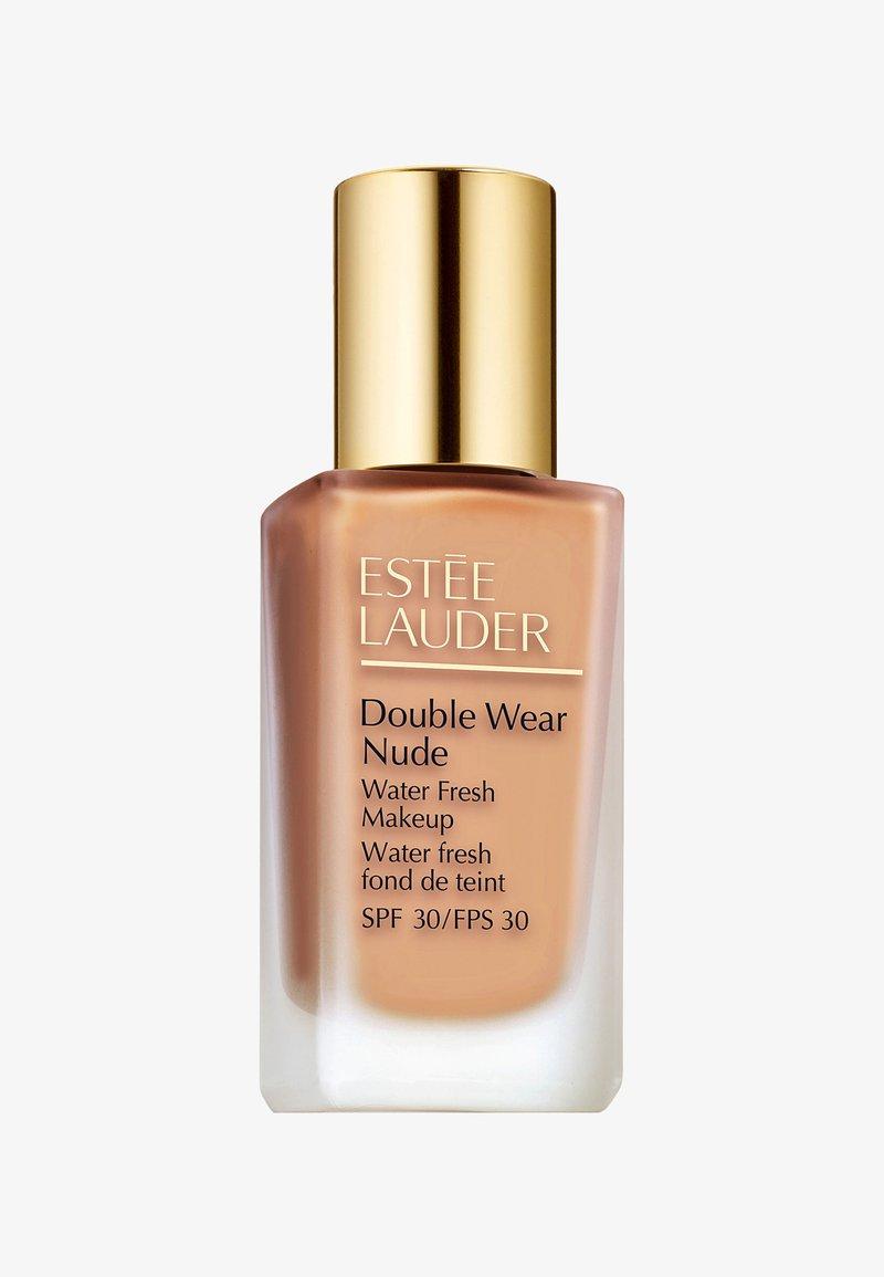 Estée Lauder - DOUBLE WEAR NUDE WATERFRESH MAKE-UP SPF30 30ML - Foundation - 3N2 wheat