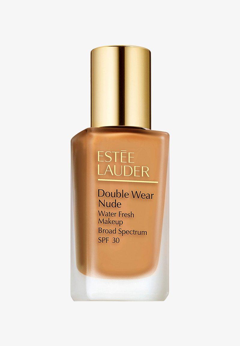 Estée Lauder - DOUBLE WEAR NUDE WATERFRESH MAKE-UP SPF30 30ML - Foundation - 5W1 bronze