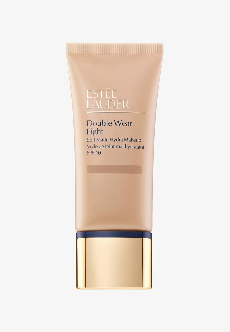 Estée Lauder - DOUBLE WEAR SOFT LIGHT HYDRA MATTE SPF10 30ML - Foundation - 3C2 pebble