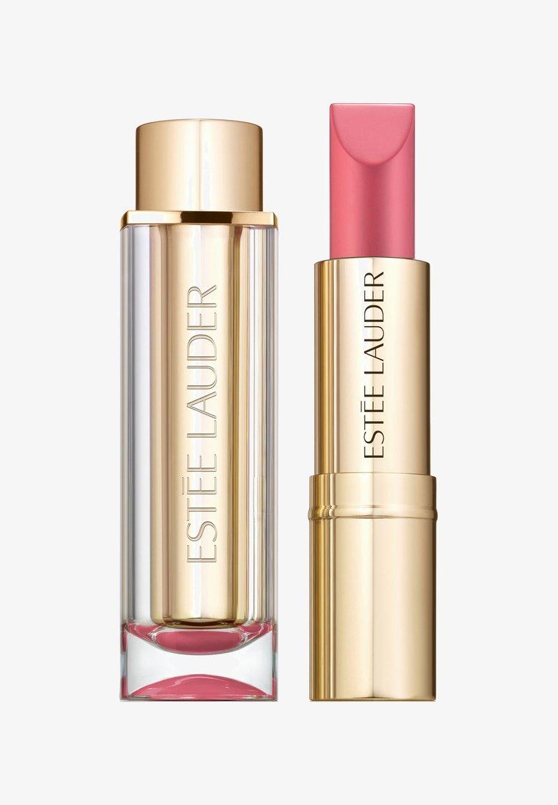 Estée Lauder - PURE COLOR LOVE LIPSTICK MATTE - Lipstick - 200 proven innocent