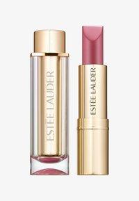 Estée Lauder - PURE COLOR LOVE LIPSTICK CREMÉ - Rouge à lèvres - 430 crazy beautiful - 0