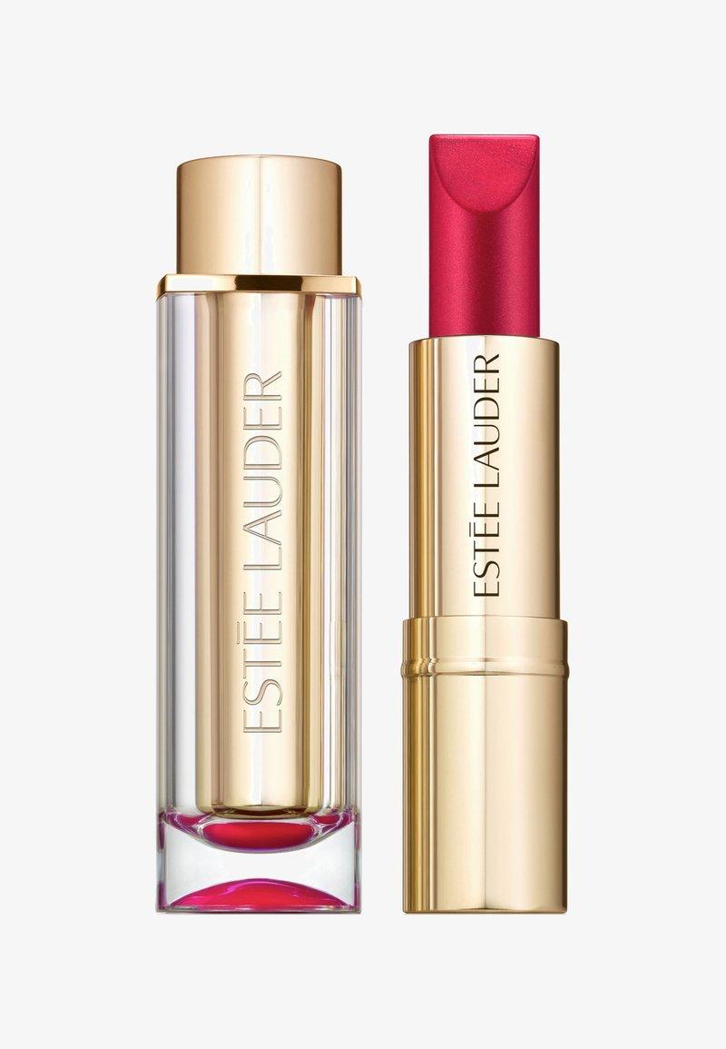 Estée Lauder - PURE COLOR LOVE LIPSTICK PEARLS - Lippenstift - 270 haute and cold