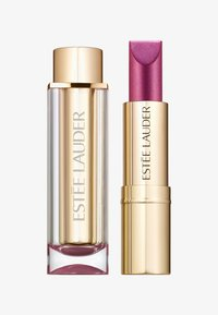 Estée Lauder - PURE COLOR LOVE LIPSTICK CHROME - Rossetto - 464 comet kiss - 0