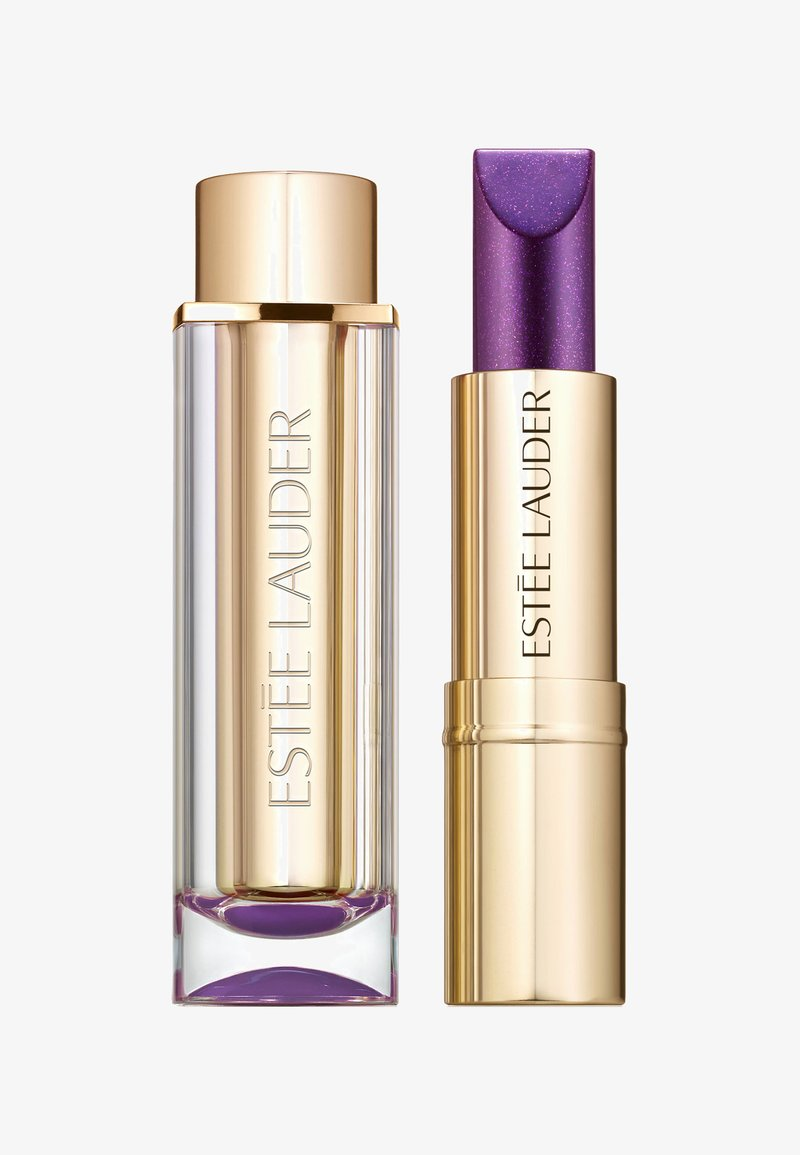 Estée Lauder - PURE COLOR LOVE LIPSTICK CHROME - Lipstick - 485 violet ray