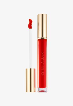 PURE COLOR LOVE LIQUID LIP SHINE FINISH - Vloeibare lippenstift - 300 mandarin mash