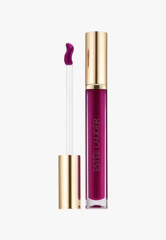 PURE COLOR LOVE LIQUID LIP SHINE FINISH - Rossetto liquido - 401 grape addiction