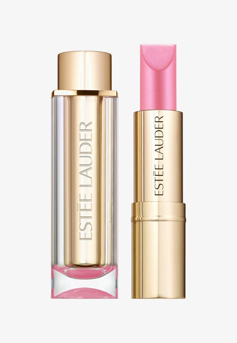 Estée Lauder - PURE COLOR LOVE LIP TINT BALM 3,5G - Lippenstift - 201 electric sand