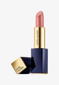Estée Lauder - PURE COLOR ENVY HI LUSTRE LIPSTICK - Lipstick - 107 naked truth - 0