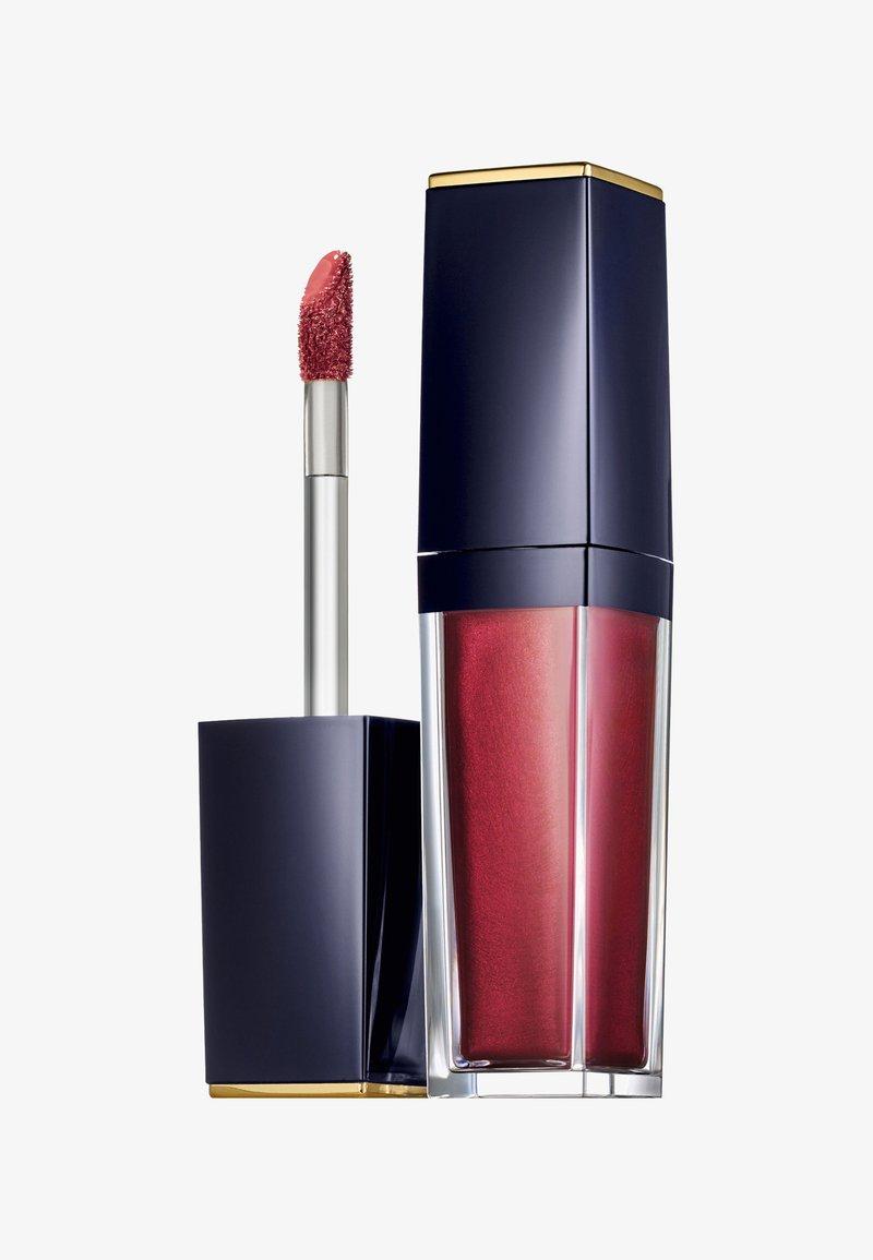 Estée Lauder - PURE COLOR ENVY PAINT ON LIQUID LIPCOLOR  METALLIC 7ML - Flüssiger Lippenstift - 110 chroma copper