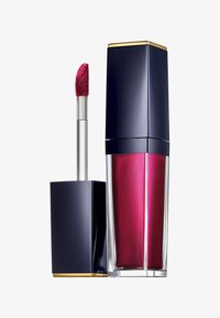 Estée Lauder - PURE COLOR ENVY PAINT ON LIQUID LIPCOLOR  METALLIC 7ML - Liquid lipstick - 410 wine shot - 0