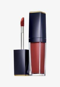Estée Lauder - PURE COLOR ENVY PAINT-ON LIQUID LIPCOLOR - MATTE - Liquid lipstick - 201 heart crush - 0