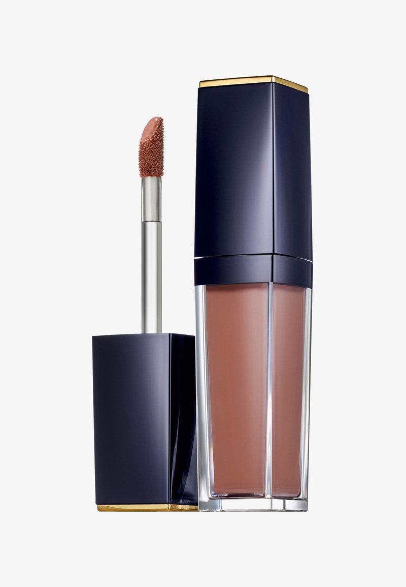 Estée Lauder - PURE COLOR ENVY PAINT-ON LIQUID LIPCOLOR - MATTE - Liquid lipstick - 100 expresso