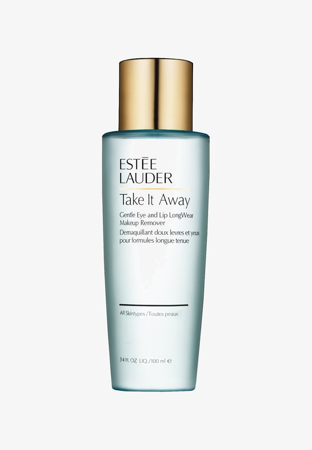 TAKE IT AWAY GENTLE EYE AND LIP LONGWEAR MAKEUP REMOVER 100ML - Make-up-Entferner - neutral
