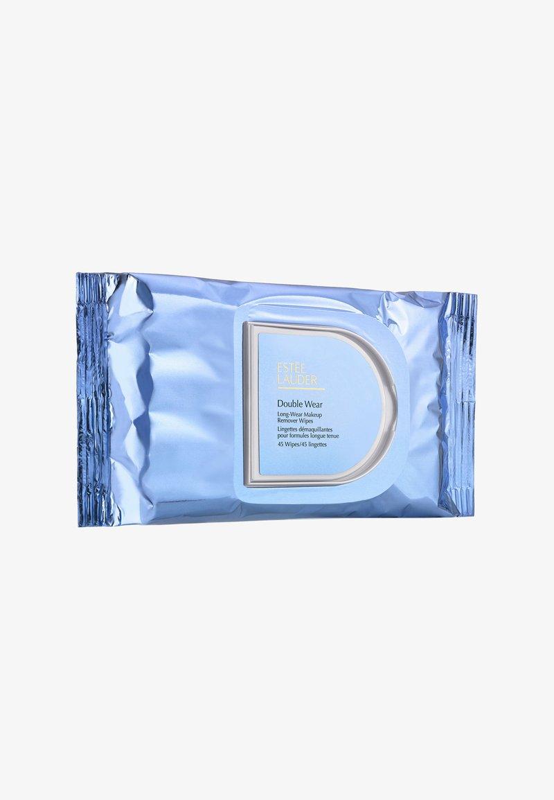 Estée Lauder - DOUBLE WEAR LONG-WEAR MAKEUP REMOVER WIBES 45 SHEETS - Makeup remover - -