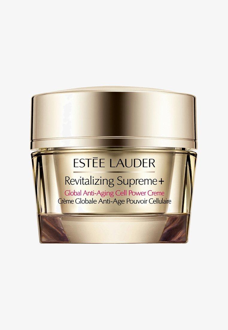 Estée Lauder - REVITALIZING SUPREME + GLOBAL ANTI-AGING CELL POWER CREME 50ML - Face cream - neutral