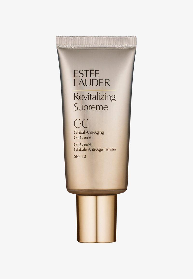 Estée Lauder - REVITALIZING SUPREME GLOBALE ANTI-AGING CC CREME 30ML - CC Cream - neutral