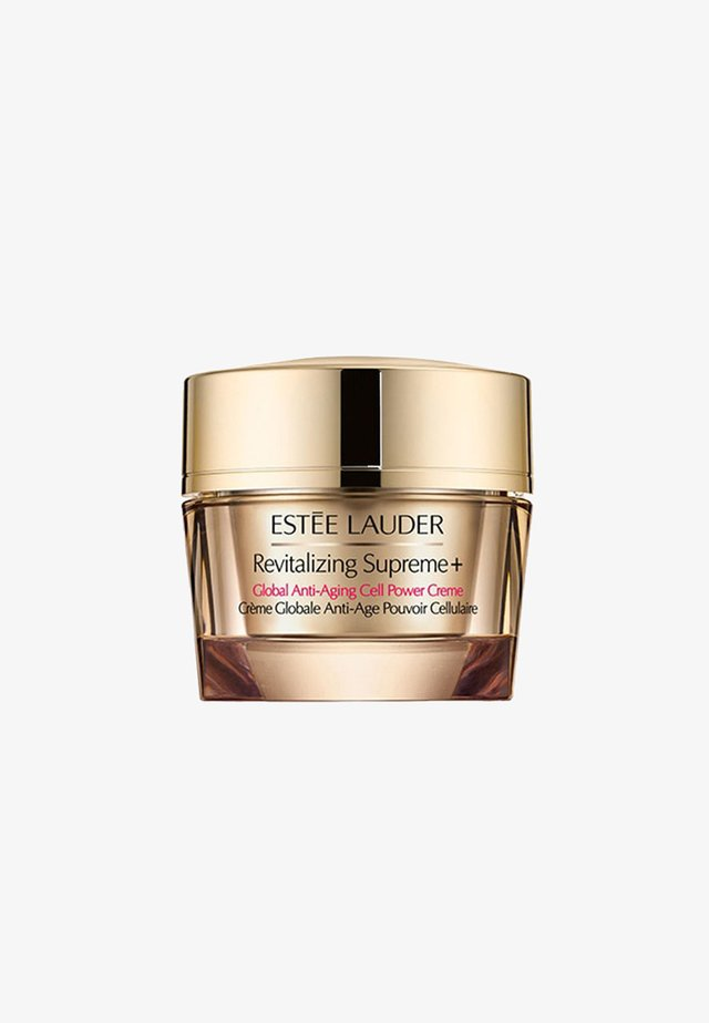 REVITALIZING SUPREME + GLOBAL ANTI-AGING CELL POWER CREME - Dagkräm - -